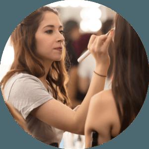 makeup school in LA graduate