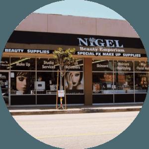 history about nigel beauty emporium