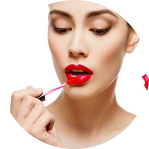 makeup school la bold lip color