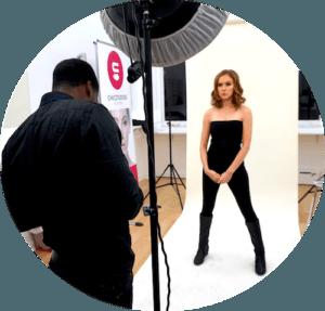 makeup school in los angeles portfolio photoshoot