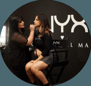 makeup school in LA nyx cosmetics