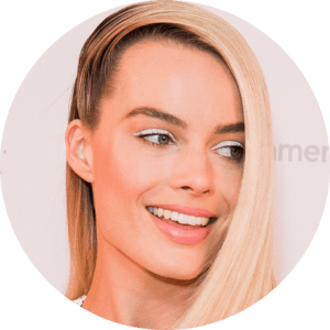 makeup school in la margot robbie
