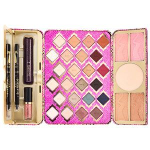 makeup school la tarte Treasure Box Collector's Set