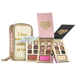 makeup school la toofaced Best Year Ever Holiday Collection