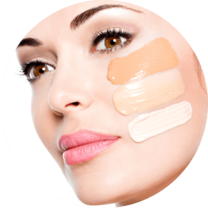 makeup school foundation how to