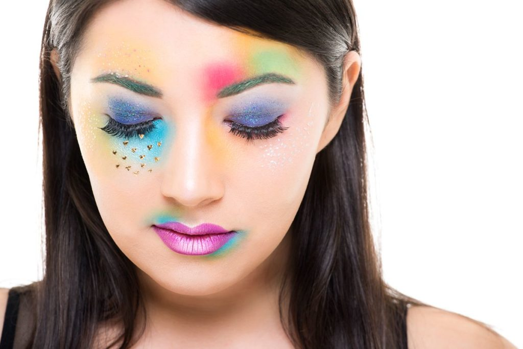 Fashion + Runway Makeup