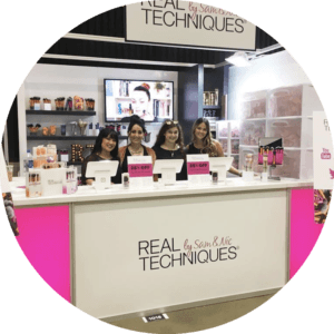 makeup school in denver beautycon real techniques