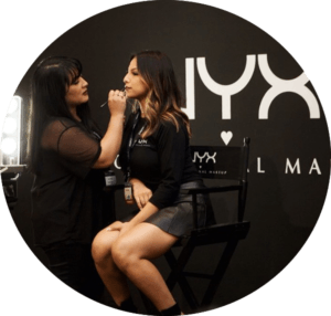 makeup school in LA nyx cosmetics