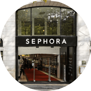 history about sephora