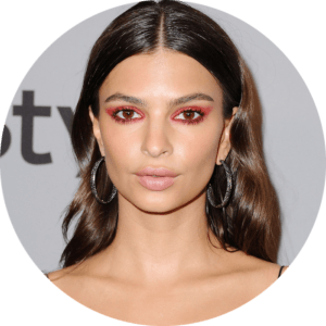 makeup school in la emily ratajkowski